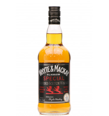 Whyte & MacKay Double Matured