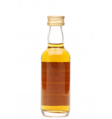 Macallan 12 Years Old Miniature (75° Proof)