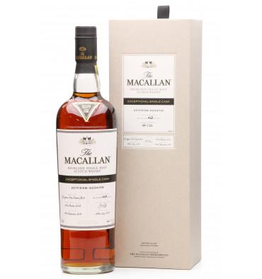 Macallan 2005 - 2017 Exceptional Single Cask No.09 (Distillery Exclusive)