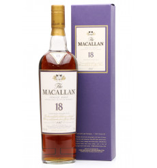 Macallan 18 Years Old 1987 (750ml)