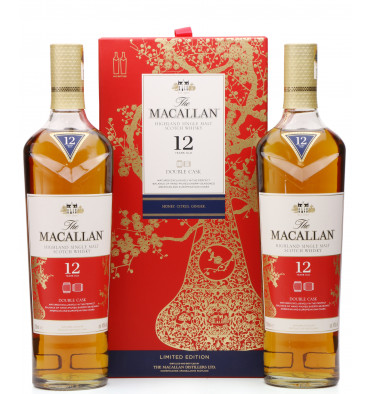 Macallan 12 Years Old - Double Cask Year Of The Pig (2x70cl)