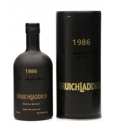 Bruichladdich 1986 - Blacker Still Cask Strength