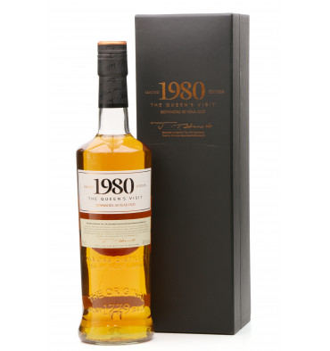Bowmore 30 Years Old 1980 - The Queen's Visit