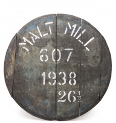 Malt Mill Decorative Cask End