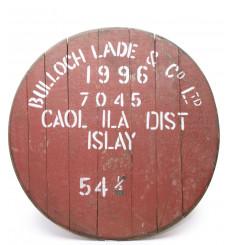 Caol Ila Decorative Cask End