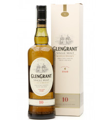 Glen Grant 10 Years Old