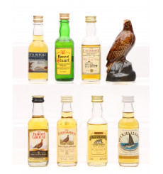 Assorted Miniatures x 8