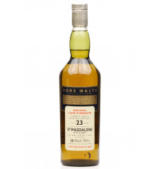 St Magdalene 23 Years Old 1970 - Rare Malts