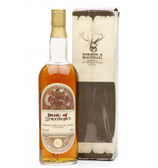 Pride Of Strathspey 46 Years Old 1938 - Gordon & MacPhail