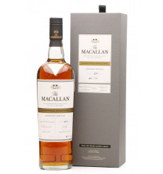 Macallan 2002 - 2018 Exceptional Single Cask No.02