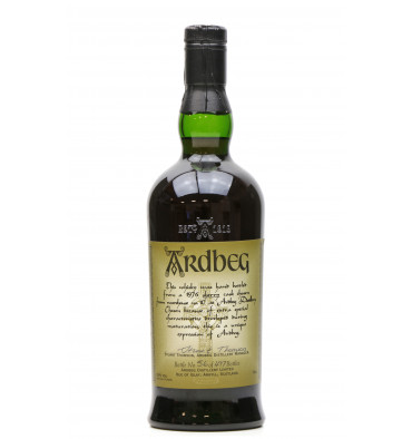 Ardbeg 1976 - 1999 Manager's Choice Single Cask No.2391