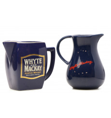Whyte & MacKay Water Jugs X2