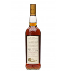 Macallan 56 Years Old 1945 - Fine & Rare Cask No. 262