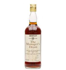 Aberfeldy 19 Years Old - The Manager's Dram 1991