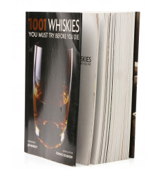 1001 Whiskies You Must Try Before You Die - Jim Murray Book