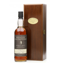 Glenlivet 55 Years Old 1943 - G&M Private Collection