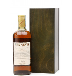 Ben Nevis 51 Years Old 1966 - 2017 La Maison Du Whisky