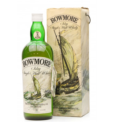 Bowmore 8 Years Old - Sherriff's (1-Litre)