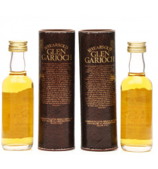 Glen Garioch 10 Years Old Miniatures X2 (older Style)