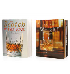 Assorted Whisky Books X2