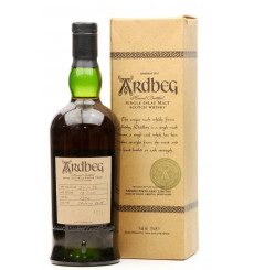 Ardbeg Hand Bottled 1976 - Ardbeg Committee Exclusive 2000