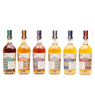 The Kinship Collection -  Feis Ile 2017 Edition No.1 - 6 (6x70cl)