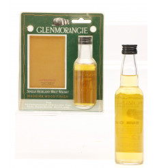 Glenmorangie 12 Years Old & Madeira Wood Finish Miniatures (1x10cl, 1x5cl))