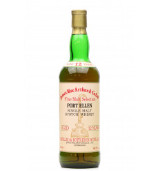 Port Ellen 12 Years - James MacArthur's Fine Malt Selection (75cl)