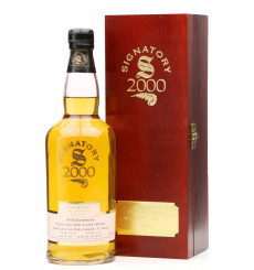 Bowmore 31 Years Old 1968 - Signatory Vintage Millennium Edition