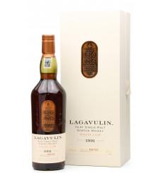 Lagavulin 1991 - 2016 Single Cask - 200th Anniversary