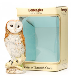 Beneagles Ceramic Barn Owl - Scottish Owl Series (20cl)
