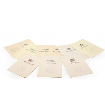 Flora & Fauna Leaflet Set