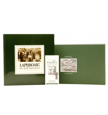 Laphroaig Booklets (Assorted)