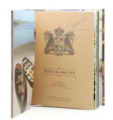 Jura Taste Island Life Book **Sighned**