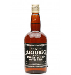 Ardbeg 17 Years Old - Cadenhead's Dumpy
