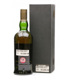 Ardbeg Single Cask 1974 - Cask No. 4989
