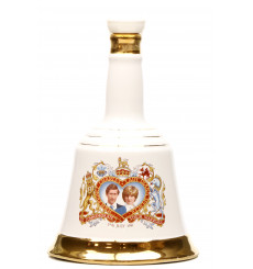 Bell's Decanter - Marriage of Prince Charles & Diana Spencer