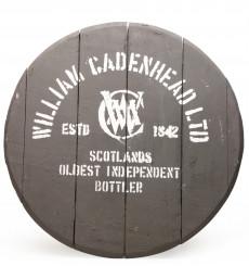 Cadenhead's Decorative Cask End