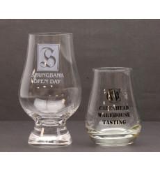 Springbank & Cadenhead's Whisky Glasses