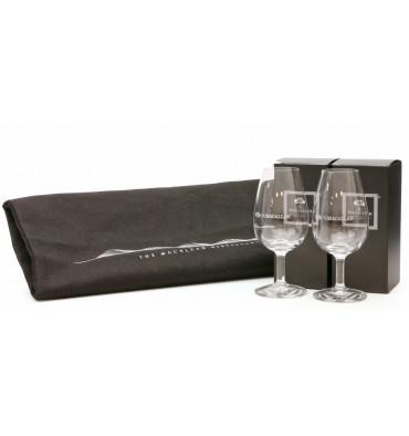 Macallan Glasses & Genesis Tote Bag