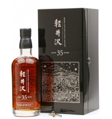 Karuizawa 35 Years Old 1981 - Fazino Cask No. 6412