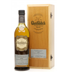 Glenfiddich Private Vintage 1976 - Concorde Exclusive