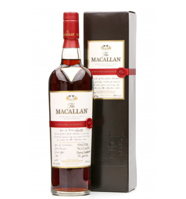 Macallan Easter Elchies - 2008