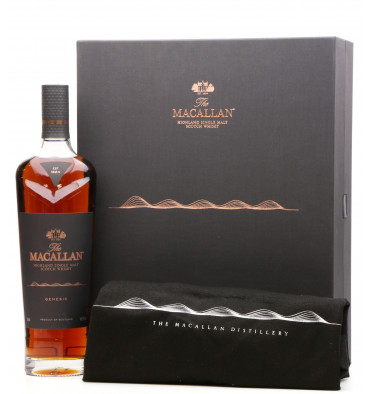 Macallan Genesis - 2018 Release With Tote Bag