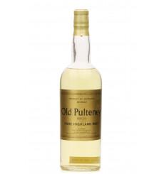Old Pulteney - WM Cadenhead 85° Proof