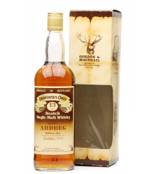 Ardbeg 13 Years Old 1974 - Connoisseurs Choice (75cl)
