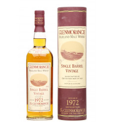 Glenmorangie 1972 - Single Barrel Vintage