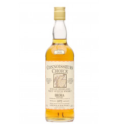 Brora 1972 - 1992 G&M Connoisseurs Choice