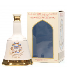 Bell's Decanter - Birth of Prince William (50cl)