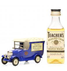 Teacher's Highland Cream Miniature Gift Pack - Days Gone